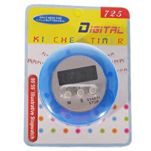 Cute Mini Digital Kitchen Cooking Count Timer Alarm