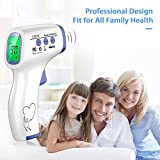 Forehead Thermometer for Adults, The Non Contact