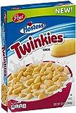 Post Hostess Twinkies Breakfast Cereal, 12 Ounce