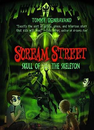 book cover of Skull of the Skeleton