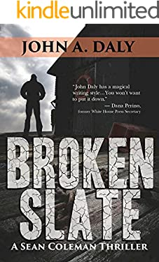Broken Slate: A Sean Coleman Thriller (The Sean Coleman Thriller Series)