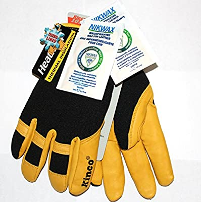 Kinco 101HK Work Glove with Nikwax Waterproofing