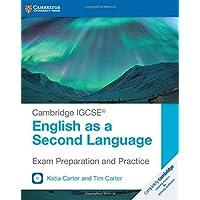 Cambridge IGCSE English as a second language exam preparation and practice. Per le Scuole superiori. Con espansione online. Con 2 CD-Audio