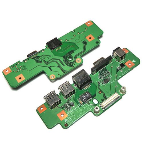 New For Dell Inspiron 1750 DC Power Jack USB Board 48.4CN01.011 48.4CN10.OSA ()