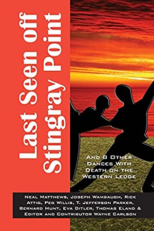 book cover of Last Seen off Stingray Point