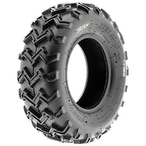 SunF ATV UTV Front Tires 24x8-12 24x8x12 4 PLY A001 (Set Pair of 2) by SunF (Image #9)
