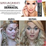Dermacol Make - Up Cover Waterproof Hypoallergenic SPF 30 #215 by Dermacol ( Cover All Ance Scar and Tattoo) by Dermacol