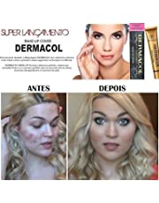 Dermacol Make - Up Cover Waterproof Hypoallergenic SPF 30#208 (Cover All Ance Scar and Tattoo)