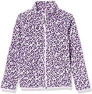 Amazon Essentials Girls Girls Full-Zip Polar Fleece Jacket