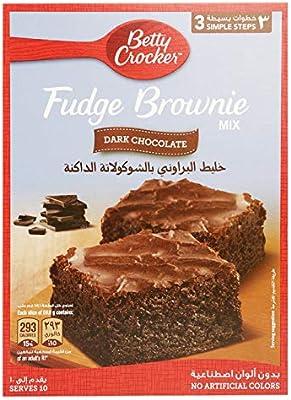 اشتري اونلاين بأفضل الاسعار بالسعودية سوق الان امازون السعودية بيتي كروكر خليط البراوني بالشوكولاتة الداكنة 500 غرام