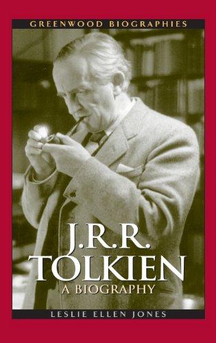 J.R.R. Tolkien: A Biography (Greenwood Biographies) – LOTR