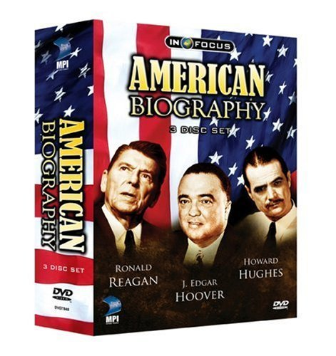 - InFocus: American Biography by Mpi Home Video