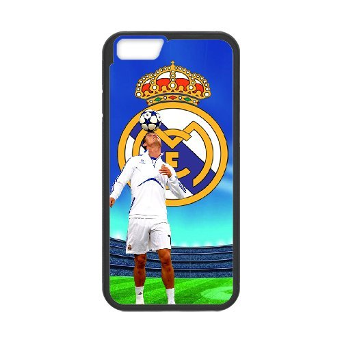 Cristiano Ronaldo Phone Case And One Free Tempered-Glass Screen Protector For iPhone 6,6S 4.7 Inch T128162