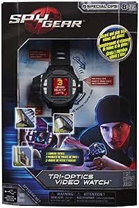 Spy Gear Tri Optics Video Watch Toys Games