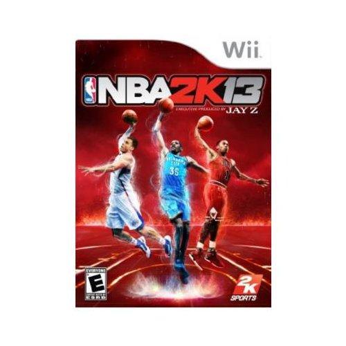 Take-Two 44190 NBA 2K13 for Nintendo Wii - NEW - Retail - 44190