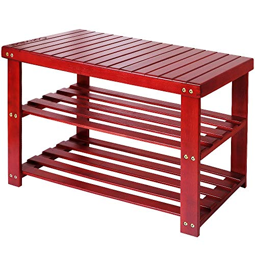 Shoe Rack Bench 3-Tier