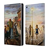 Official Lonely Dog Blue Dress Summer Leather Book Wallet Case Cover For Amazon Fire HD 10
