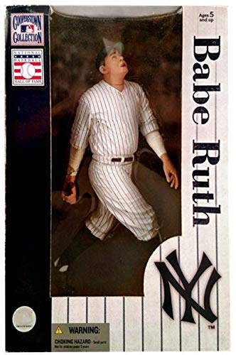 None McFarlane: Cooperstown Collection Babe Ruth 12