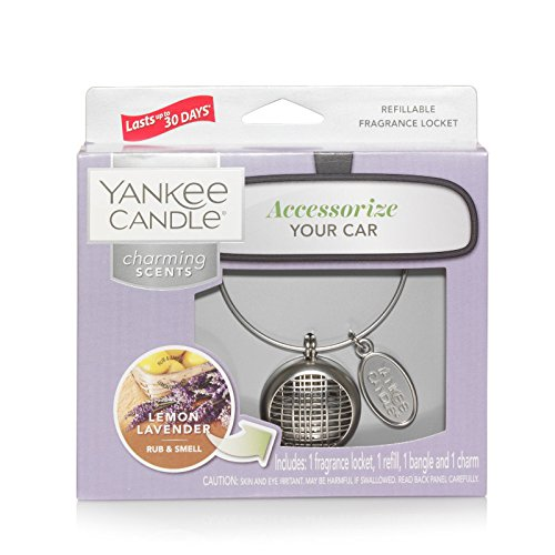 Yankee Candle Charming Scents Linear Starter Kit, Lemon Lavender
