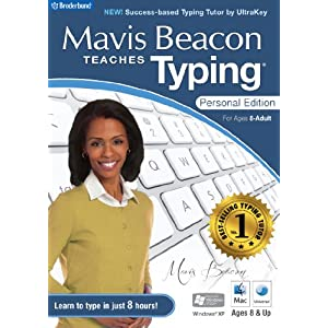 Mavis Beacon Teaches Typing – Personal Edition  [Download]