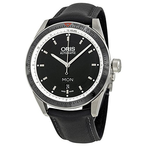 Oris Artix GT Day Date Automatic Black Dial Stainless Steel Mens Watch 735-7662-4154LS (Oris Tt1 Day Date Automatic 7517 41)