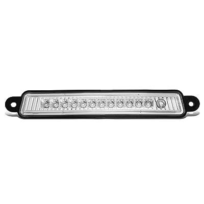 DNA MOTORING 3BL-NARM04-LED-CH Chrome 3D LED Bar 3rd Third Brake Lamp/Light: Automotive