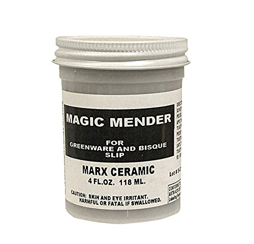Marx Magic Mender For Greenware and Bisque Repairs and Add-Ons