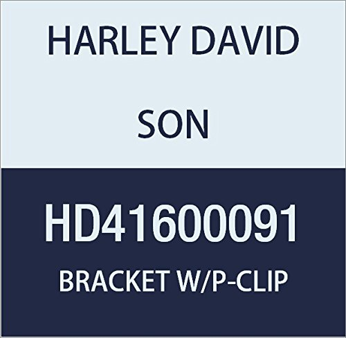 ハーレーダビッドソン(HARLEY DAVIDSON) BRACKET W/P-CLIP,LWR FRAME RAIL HD41600091   B01MDQ3GFL