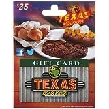 Texas Roadhouse Gift Card