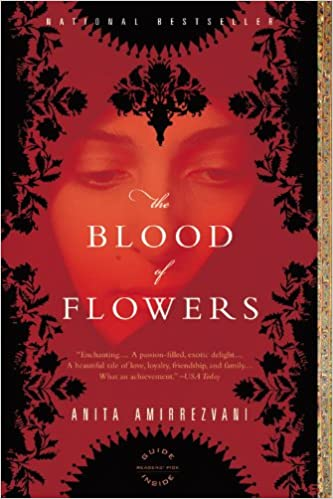Image result for the blood of flowers book