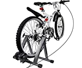CHOOSEandBUY Magnetic Exercise 5 levels of Resistance Indoor Bicycle Trainer Stand