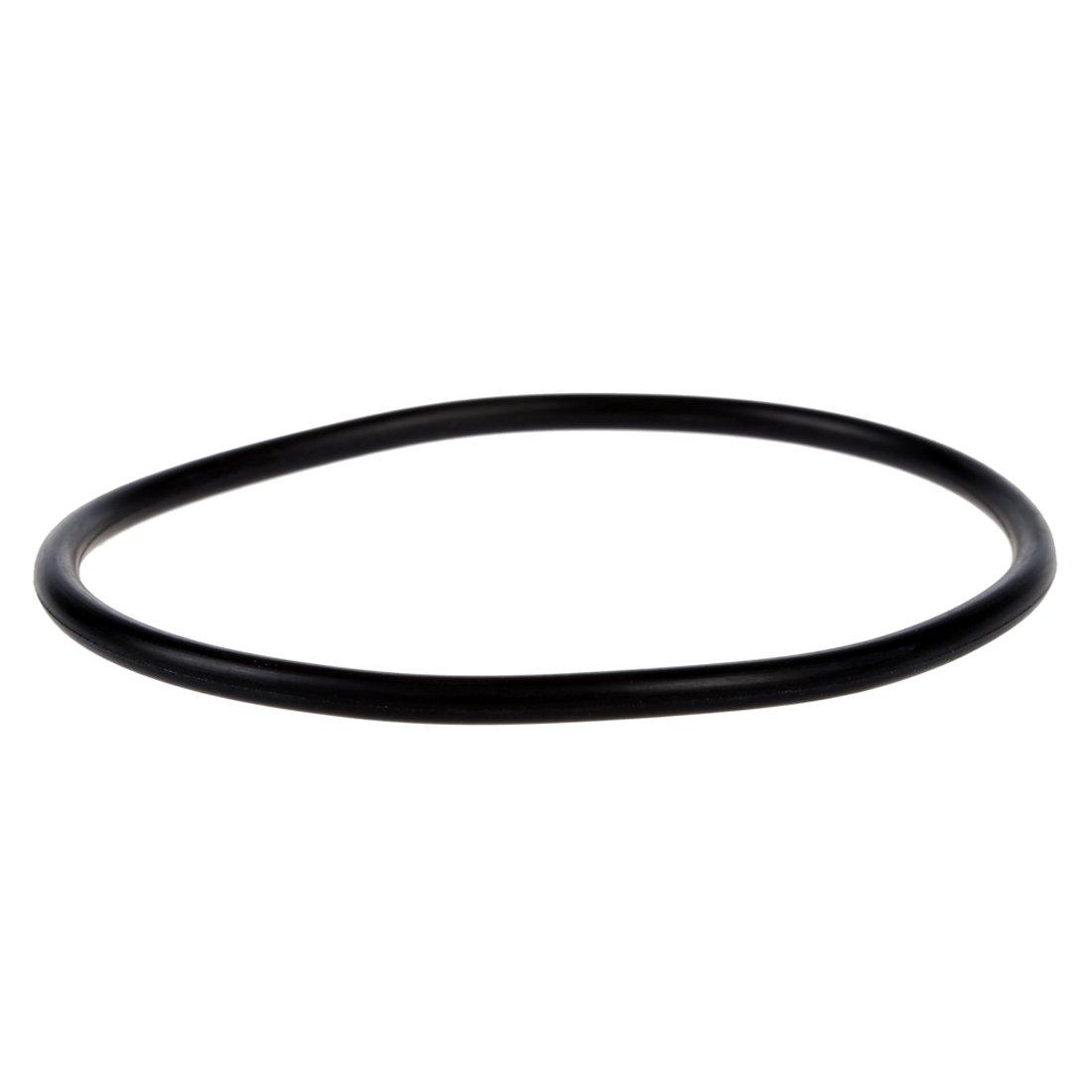 WOVELOT 10 Stk 110mm x 5 mm Nitril schwarz O Ring NBR Dichtung Gummidichtung