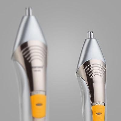 Électrique mâle et femelle polyvalente multifonctionnelle intelligent Barbier nez tondeuse à cheveux rasoir couteau à raser cinq dans tout-en-un ensemble de couteau de charge de la tête propre