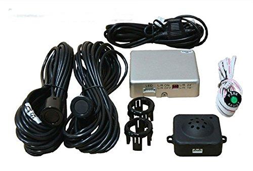 EchoMaster EMPV7-B Back-Up Navigator One Box Fits All Universal Reverse Detection System