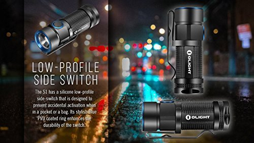 Olight S1 Baton Cree Xm L2 Cw Led 500 Lumens Waterproof