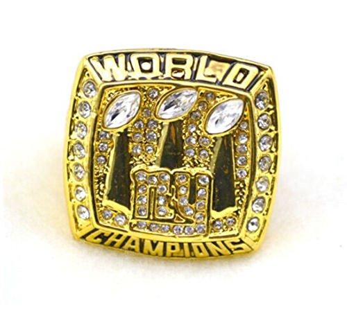 New York Giants Super Bowl Ring - YIYICOOL New York Giant 2007 Super Bowl Championship Rings Replica …