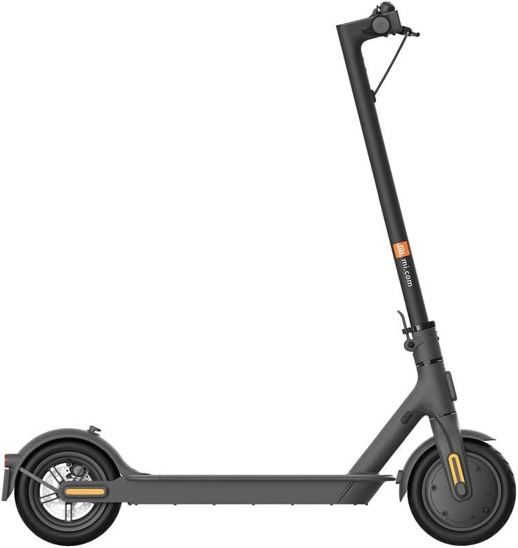 Xiaomi Mi Scooter - Patinete eléctrico plegable, 30 Km alcance, 25km h