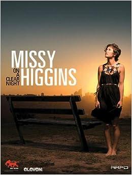 Book Missy Higgins: On A Clear Night - Easy PIano by Missy Higgins (2009-02-03)