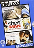 The Notebook/She's the Man/the Wedding Date