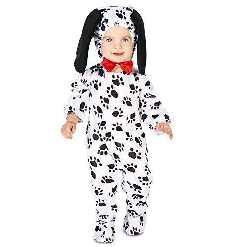 Dalmatian Infant Costume 12-18M (Baby Dalmatian Costume)