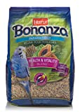 Hartz Bonanza Health & Vitality Blend Parakeet Food - 4lb