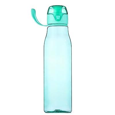 Été Plastique Portable En Plein Air Facilement Disponible Bouilloire Sport,01-700ml