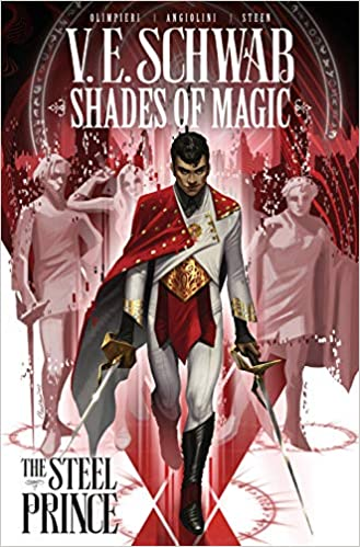 Image result for shades of magic vol 1