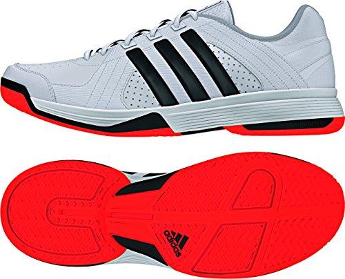 Adidas response Approach zapatillas de tenis para hombre weiß / schwarz / rot Talla:12 UK - 47.1/3 EU