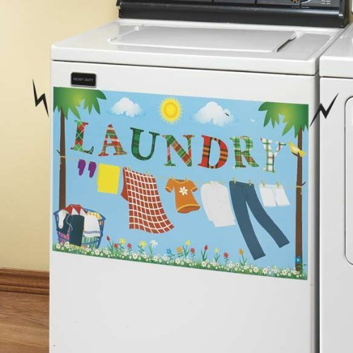 MSR Washing Machine and Dryer Magnet
