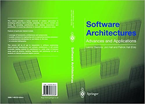 Learn more about Software Architecture