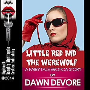 Little Red and the Werewolf Audiobook