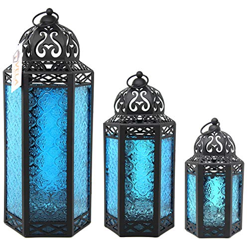 Moroccan Style Candle Lanterns