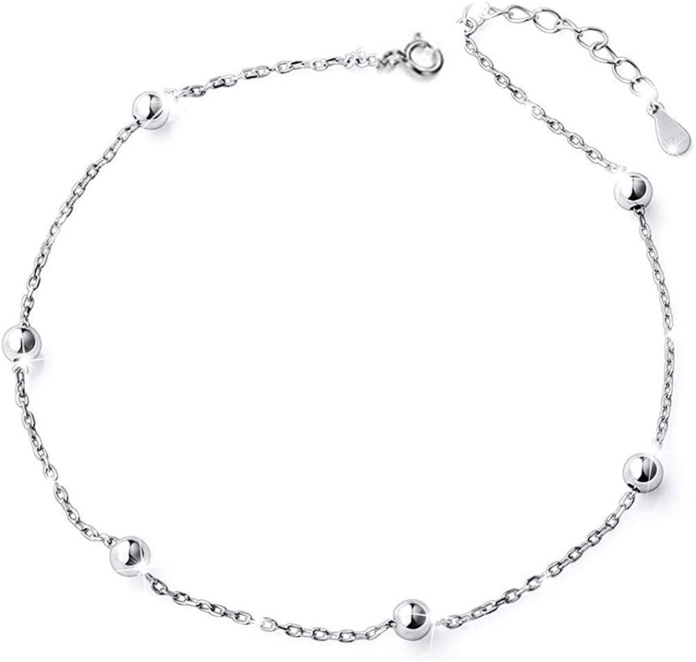 Mmiiss Bead Chain Anklet...