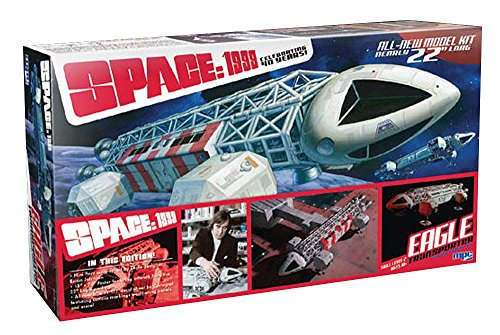 MPC Space: 1999 - Eagle Transporter (Special Edition)